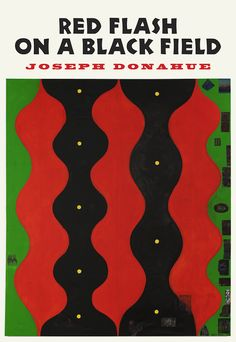 Joseph-Donahue-Red-Flash-on-a-black-field
