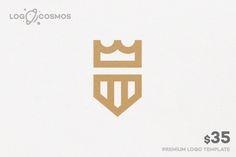 Shield Of King Logo  on @creativework247