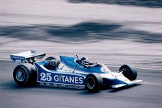 Jacky Ickx, Ligier JS11 - Ford-Cosworth DFV 3.0 V8 (France 1979)