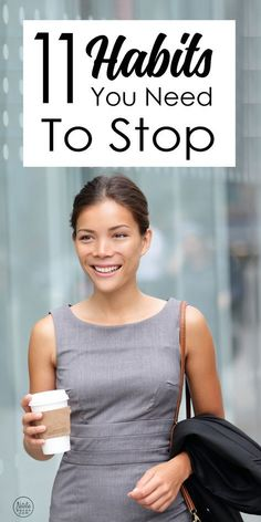 Here& a list of 11 habits you need to stop in order to be successful. Harmful habits hurt you. Here& a list of the top habits causing you pain. Self Development, Personal Development, Health Diet, Health And Wellness, Habits Of Successful People, Successful Business, Successful Women, Good Habits, Healthy Habits
