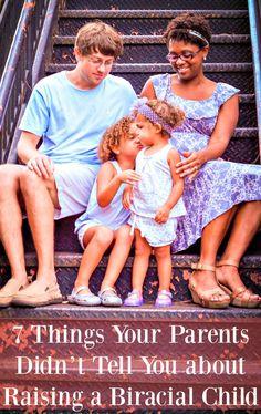 Raising a Biracial Child