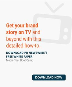Media Tour Boot Camp: What You Need to Know to Get Your Story on TV – and Beyond Pr Newswire, Marketing Professional, Brand Story, Boot Camp, White Paper, Your Story, Content Marketing, Need To Know, Knowledge