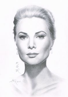 Grace Kelly by Angsterdam on deviantART