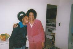 Alexis and Grandma