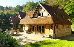 Lavington oak house