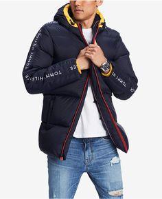 cc6b35895f Tommy Hilfiger Men s Alpine Ski Jacket Mens Big And Tall