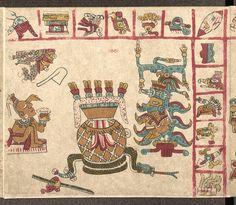 Codex Vaticanus B - Mayahuel