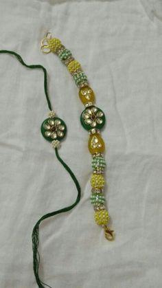 Friendship Belt, Quilling Rakhi, Handmade Accessories, Handmade Jewelry, Happy Raksha Bandhan Wishes, Rakhi Bracelet, Buy Rakhi Online, Handmade Rakhi Designs, Rakhi Making
