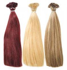 SANGRA i5 prírodné vlasy 30-35cm 10 prameňov