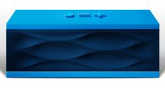 I've had one of these for a while, but Jawbone now lets you mix and match to create your own colors and patterns! These Bluetooth speakers rock! Jambox $199