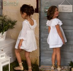 BIMBI MODA INFANTIL PRIMAVERA-VERANO 2014.