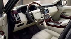 Vehicle Profile: 2016 Range Rover HSE