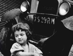 Yvette di Gianni Berengo Gardin 1953
