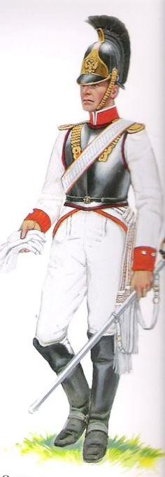 Офицер Екатеринославского кирасирского полка