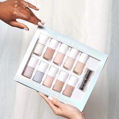oliveandjune Eyeshadow Tutorial For Beginners, Beginner Eyeshadow, Gel Manicure, Mani Pedi, Manicures, Olive And June, Broken Nails, Everyday Rings, Bachelorette Weekend