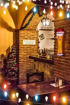 La #Navidad ha llegado a Cervecería con Jota