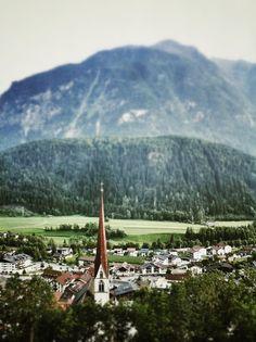 Oetz. Tyrol. Austria