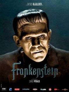 Via France, a re-issue of Frankenstein, 1931