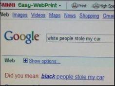 Racist google