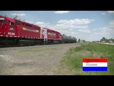 Union Pacific action in Merrick County, BNSF coal in Grand Island,NE on ...
