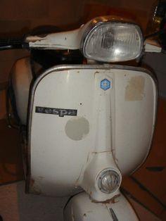 Vespa 150 GS año 1968 - De Mundo Vespa
