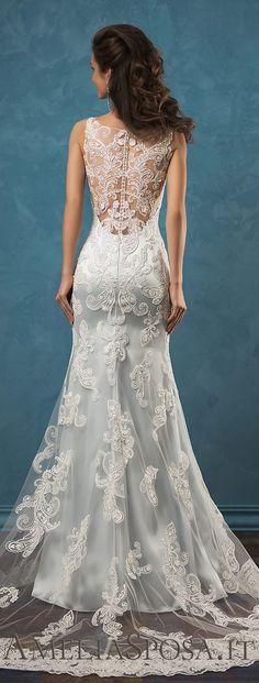 Amelia Sposa 2017 Wedding Dressdre