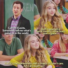 Girl Meets World is totally my life right now. ~Ashlyn Garcia