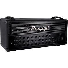Are you looking for a new amp? You can find a selection of RANDALL AMPS including this RANDALL 667 120-WATT GUITAR TUBE AMP HEAD (free shipping) at    http://jsmartmusic.com
