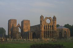 elgin cathedral | Seatown Cottage - Elgin cathedral 2.jpg