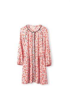 Cherry Spot Dress