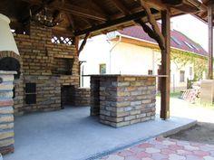 Kemax - Budapest XVI. kerületi kerti konyha