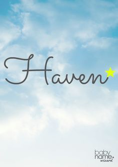 heaven meaning origin and popularity of the name for