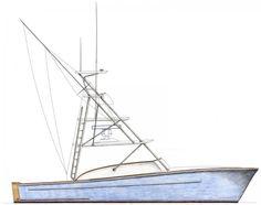 Release 34 | Release Boatworks - Custom Sport Fishing Boats