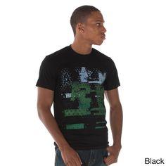 A2MUSA Men's 'LA Night' T-shirt ( Small)