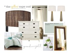 Elaine's Modern Coastal Inspired Master Bedroom