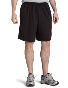 Champion  Men's Rugby Short,Black,Small