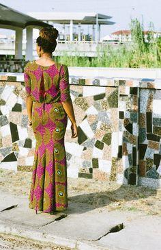 African Print Skirt, African Print Dresses, African Print Fashion, Africa Fashion, Ethnic Fashion, Long African Dresses, Latest African Fashion Dresses, African Attire, African Wear