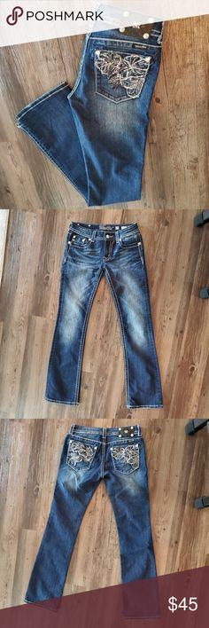 Miss Me Jean's. JP5473B. Excellent condition. Miss Me Jean's. JP5473B. Excellent condition. Size 29. Inseam 34. Miss Me Jeans Boot Cut