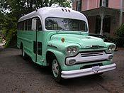 1958 Chev - Superior Body