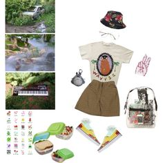 8. picnic babe., created by poolboy on Polyvore