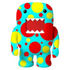 Image detail for -Spend Money Online » Blog Archive » Limited Edition Spotty Domo