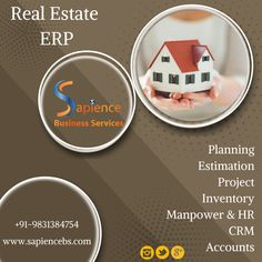 Sapience Business Services is engaged in development and implementation of ERP software for Real Estate Companies and construction companies for the last 7 years. #erpsoftwareforrealestate #erpsoftwareforconstructionindustry #realestateerpinindia #erpsoftwareforrealestateindustry #realestateerpinkolkata #constructionerp #erpforconstructionindustry Construction Companies, Website Design Company, Real Estate Companies, Software Development, Digital Marketing, Business, Web Design Company, Store, Business Illustration