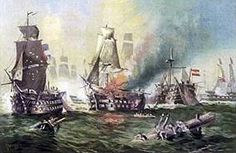 Batalla del Cabo de San Vicente (Portugal, 14 de Febrero 1797) Más en www.elgrancapitan.org/foro