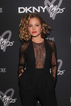 Margarita Levieva - short curls