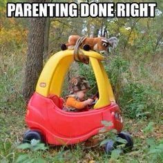 Parenting done Right!!