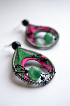 Hey, I found this really awesome Etsy listing at https://www.etsy.com/uk/listing/486712268/woven-earrings-inspirational-her-native
