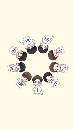 EXO <credits to owner> Baekhyun Fanart, Exo Chanyeol, Chibi Wallpaper, Cartoon Wallpaper, Kpop Exo, Exo Teaser, Exo Cartoon, Exo Stickers, Exo Anime