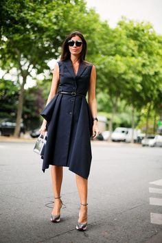 Paris Haute Couture Fall - Winter 2014/2015 street style