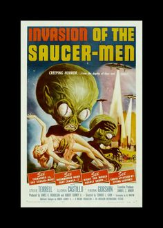 sci fi movie posters