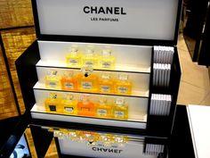 Chanel: le parfum en version intime